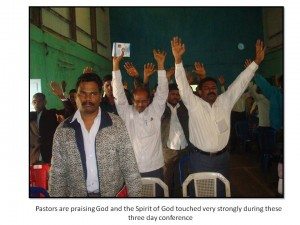 Mission in India Worship