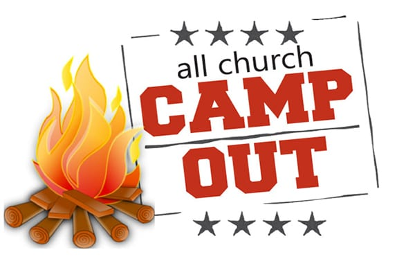 All Church Camp Out 2017